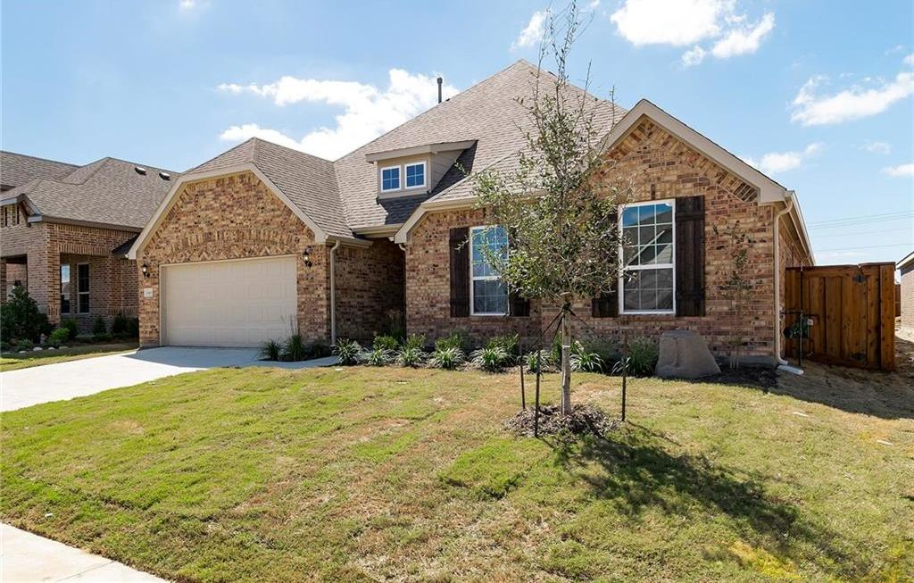 Sold Property   3404 Woodford Drive Mansfield, Texas 76084 1