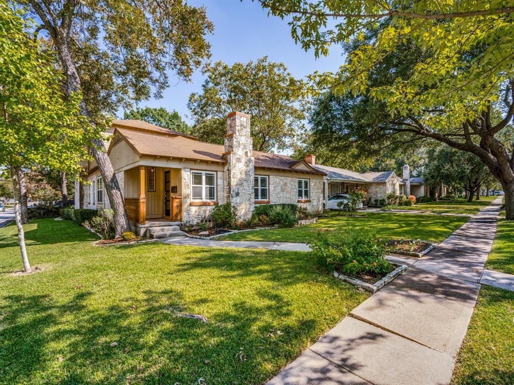 Active Option Contract | 4244 Concho  Street Dallas, TX 75206 0