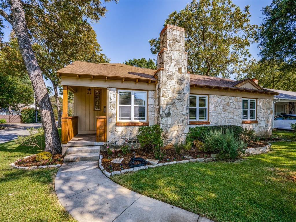 Active Option Contract | 4244 Concho  Street Dallas, TX 75206 1