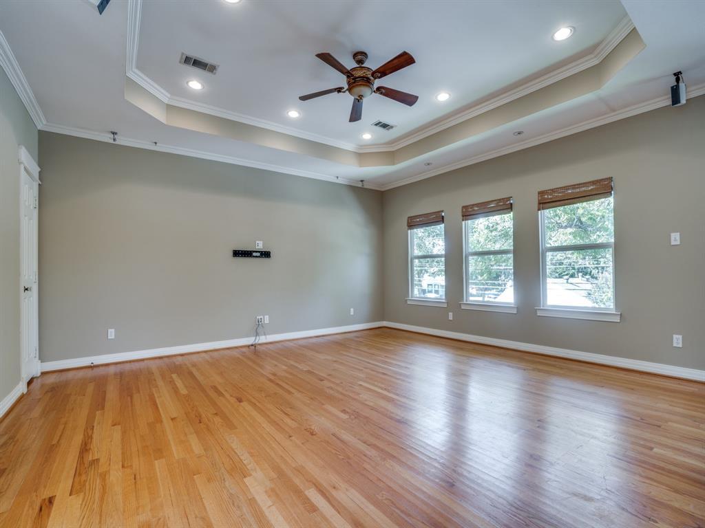 Active Option Contract | 4244 Concho  Street Dallas, TX 75206 21