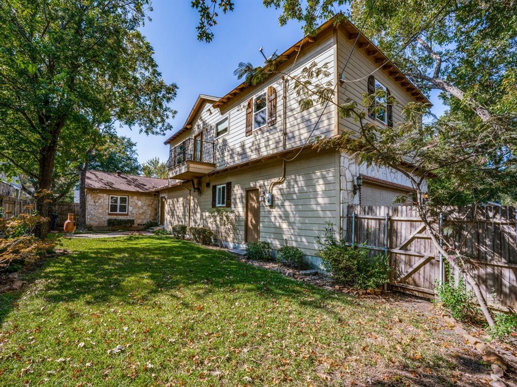 Active Option Contract | 4244 Concho  Street Dallas, TX 75206 24