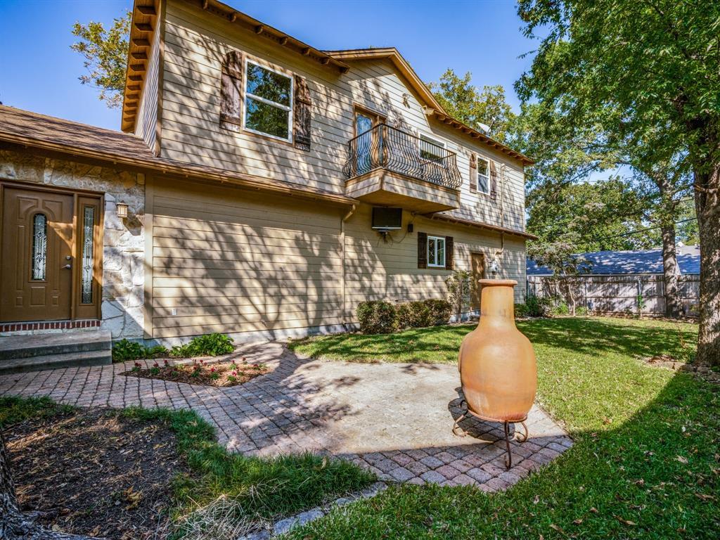 Active Option Contract | 4244 Concho  Street Dallas, TX 75206 25