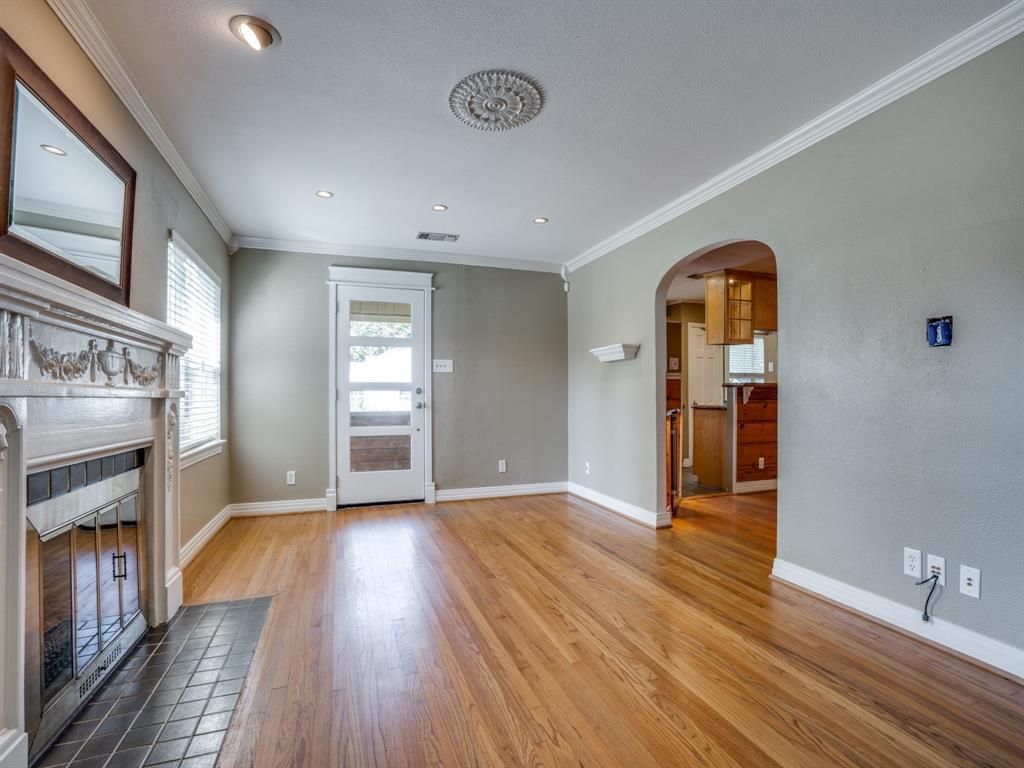 Active Option Contract | 4244 Concho  Street Dallas, TX 75206 3