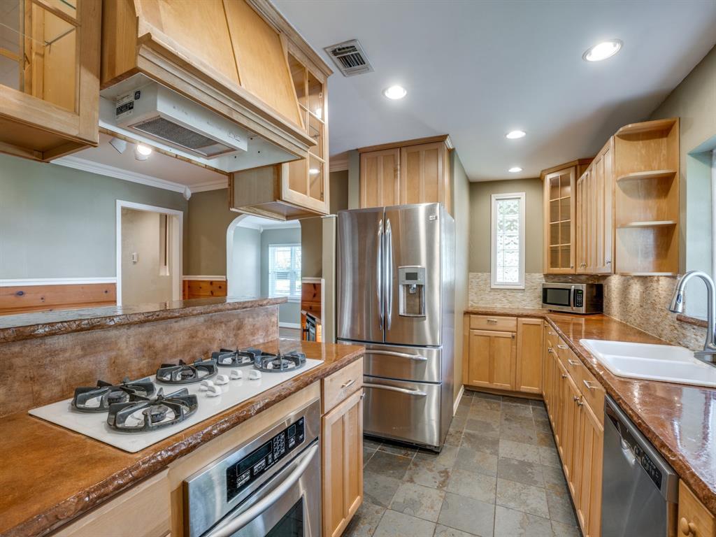 Active Option Contract | 4244 Concho  Street Dallas, TX 75206 6