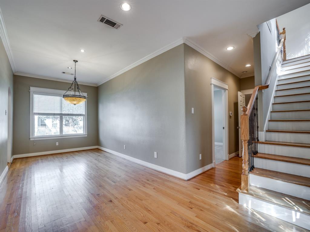 Active Option Contract | 4244 Concho  Street Dallas, TX 75206 8