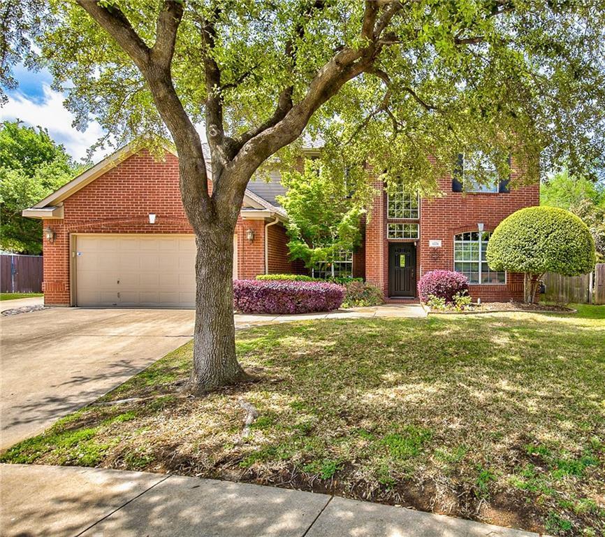 Sold Property | 4224 Treehaven Court Arlington, Texas 76016 0