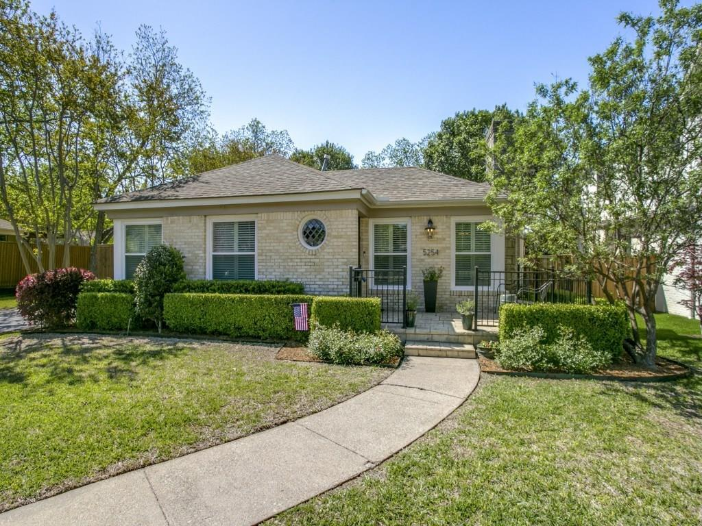 Sold Property | 5254 Vanderbilt Avenue Dallas, Texas 75206 3