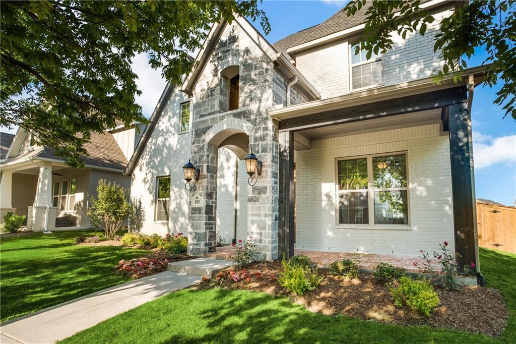 Sold Property   815 Sam Drive Allen, Texas 75013 0