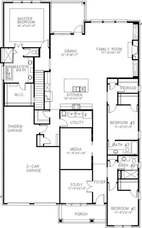 Sold Property   1103 Van Drive Allen, Texas 75013 20
