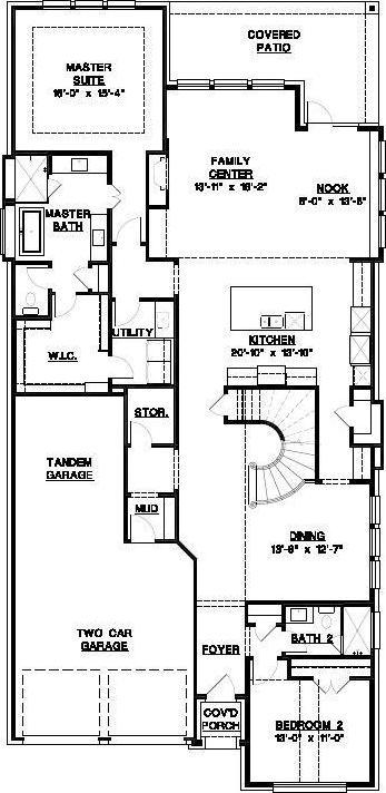 Sold Property | 1113 Spencer Street Allen, Texas 75013 1