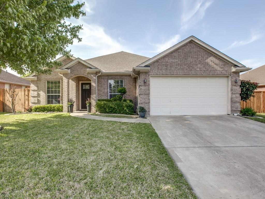 Sold Property | 716 Willow Wood Drive Saginaw, Texas 76179 1