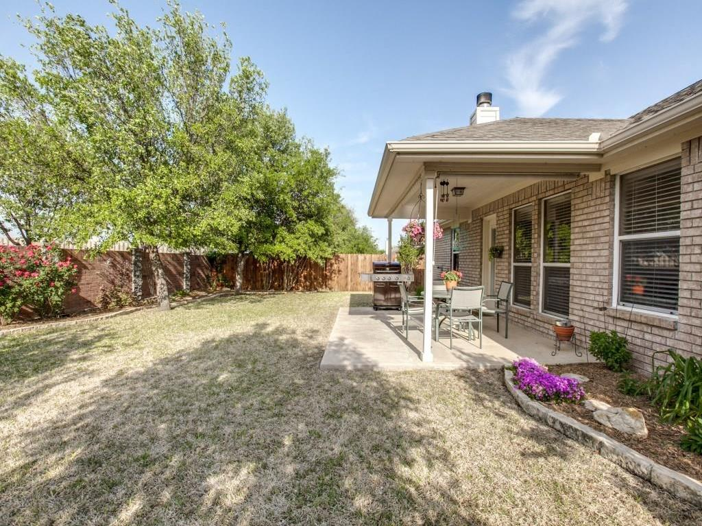 Sold Property | 716 Willow Wood Drive Saginaw, Texas 76179 23