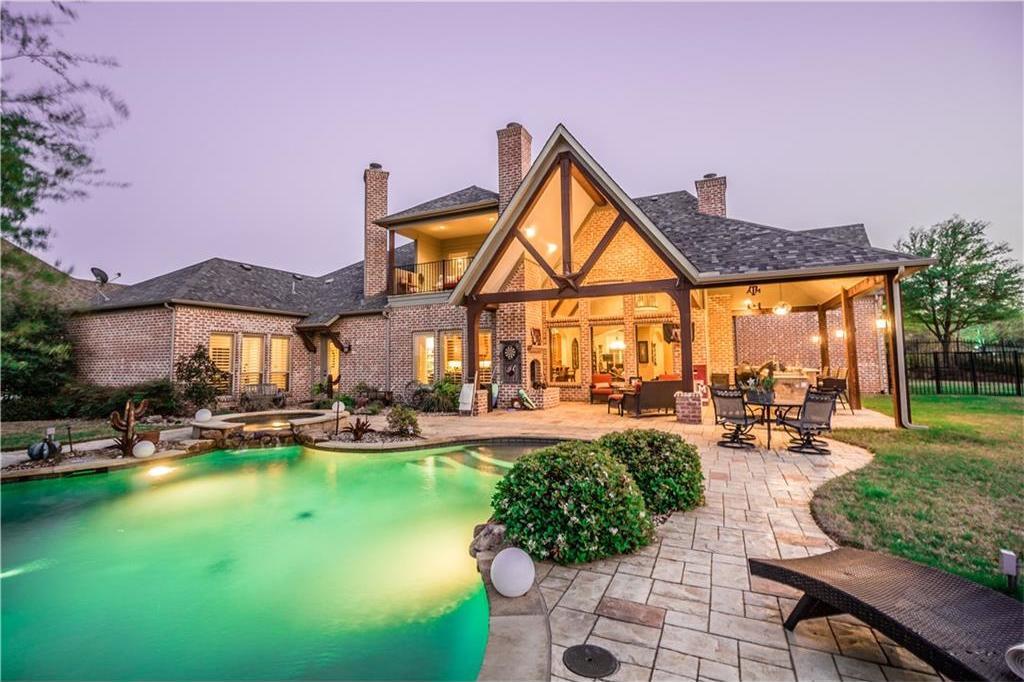 Sold Property   2441 Fair Oaks Lane Prosper, Texas 75078 2