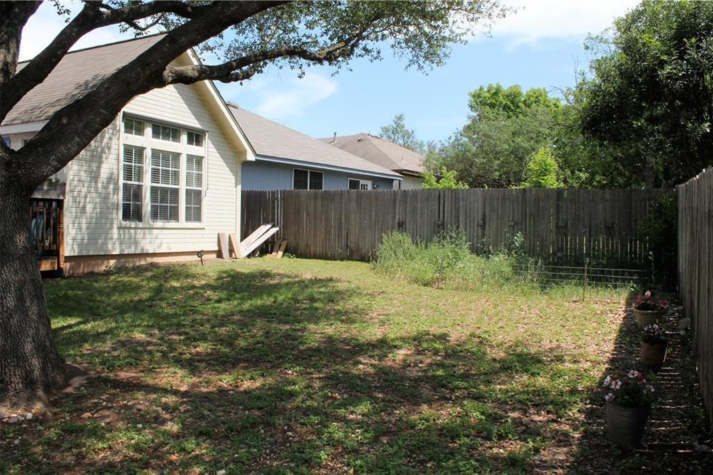 Sold Property   1503 Parkwood DR Leander, TX 78641 29